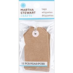 Martha Stewart Crafts Kraft Tags