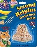F.M. Brown`s Sons, Inc. Second Helpins Gourmet Hamster & Gerbil Treat Bell 2 Oz