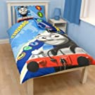 Childrens/Kids Boys Thomas The Tank Engine Duvet/Quilt Cover Bedding Set