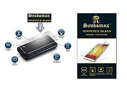 ScudomaxTM Premum Tempered Glass Screen Protector For Lenovo K4 Note