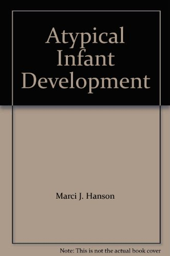 Atypical Infant Development PDF