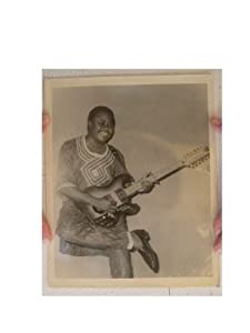 King Sunny Ade Press Kit Photo