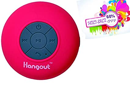 Hangout HBT-201 Shower Wiereless Speaker