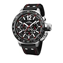 TW Steel CEO Canteen Chronograph Black Dial Mens Watch CE1016R