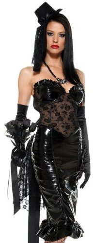 Forplay Women's Darque Bride Adult Sized Costumes