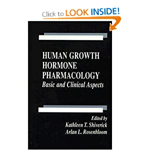 Amazon.com: Human Growth Hormone Pharmacology: Basic and CLinical ...