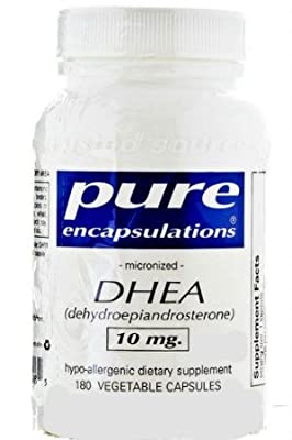 Pure Encapsulations - DHEA Micronized 10mg