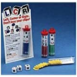 LCR Dice Game (Blue Chips)