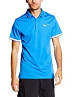 Nike Polo Court (Azul)