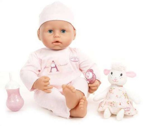 """Baby Annabell Doll 18"""" front-393444"""