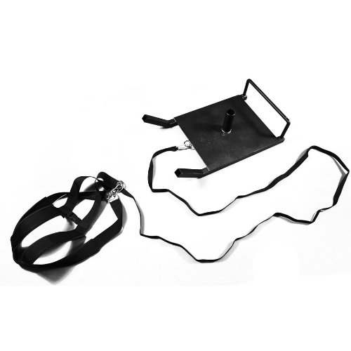 Stroops Ruck Sled with Drag Strap and Basic Shoulder Harness (Weight Sled Shoulder Harness compare prices)