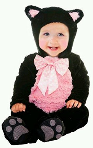 Goodmark Infant Unisex Cutie Kitty Cat Costume 6-12 Months