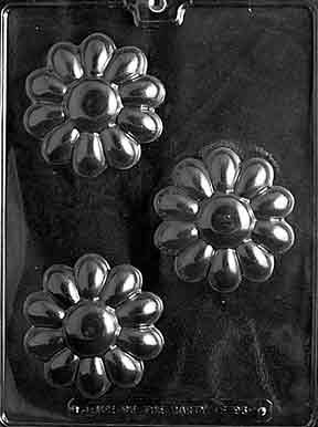 FLOWER SOAP BAR Flowers, Fruits & Vegitables Candy Mold Chocolate