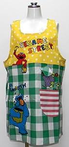 Sesame Street character gimmick apron apron 23333009 (japan import)