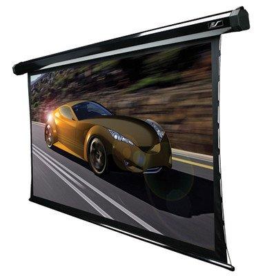 "Elite Screens Te106Hr2 Cinetension2 Electric Rear Projector Screen (106 Inch Diagonal 16:9 Ratio 52""Hx92.4""W)"