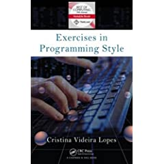Exercises in Programming Style from CRC Press