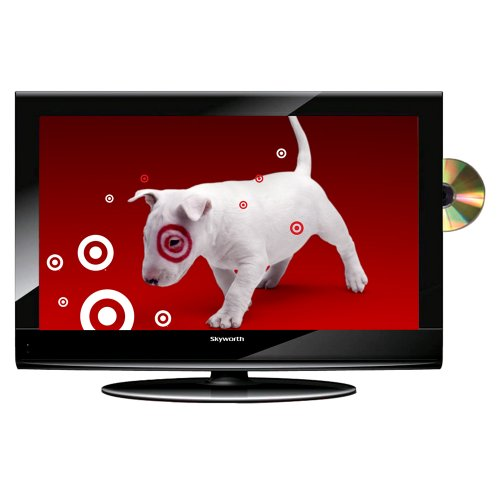 "Skyworth 19"" Class 720p 60Hz AC/DC LCD HDTV/DVD Combo"