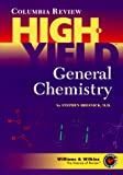 img - for Columbia Review High-Yield General Chemistry book / textbook / text book