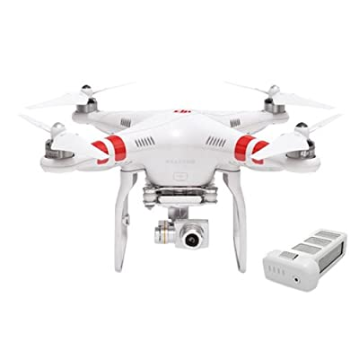 Lightinthebox® DJI Phantom2 Vision+ Quadcopter with Hd Camera and 3-axis Gimbal with Extra Battery Rc Toys and Hobbies for Men