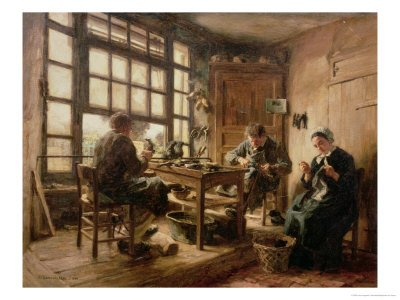 The Cobblers, 1880