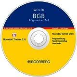 """BGB Allgemeiner Teil. CD-ROM: Normalfall Trainer 2.0von """"Boorberg"""""""