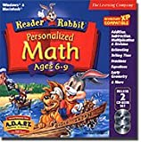 Reader Rabbit Math Adventure Ages 6-9  (Jewel Case)