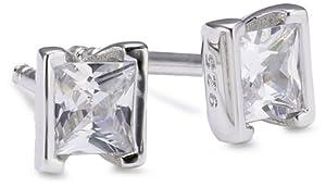 Esprit Jewels Damen-Ohrstecker Solitaire 925 Sterlingsilber  S.ESER92321A000