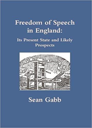 Freedom of Speech in England
