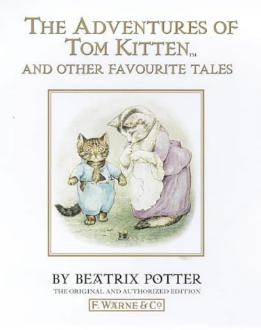 The Adventures of Tom Kitten: And Other Favourite Tales (Classic, Children's, Audio) (v. 2) (Penguin Classics Cloth compare prices)