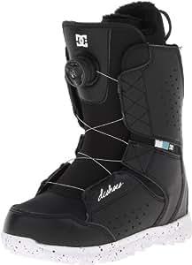 Amazon.com : DC Women's Search Snowboard Boot, Black/White