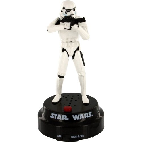 Star Wars Stormtrooper Talking Dashboard Driver