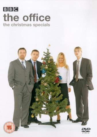 The Office – The Christmas Specials [2001] [DVD]