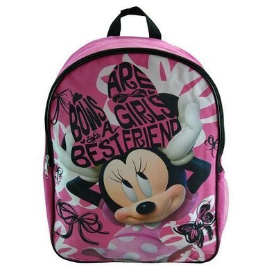 "Disney Minnie Mouse 16"" Backpack - 1"