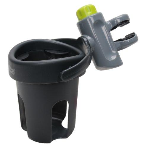 BRICA Drink Pod Stroller Drink Holder, Gray