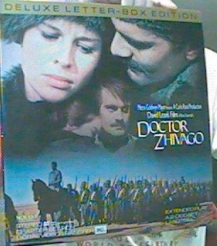 Doctor Zhivago - Laserdiscs [2 Laserdisc - Deluxe Letter-Box Edition - Extended Play]