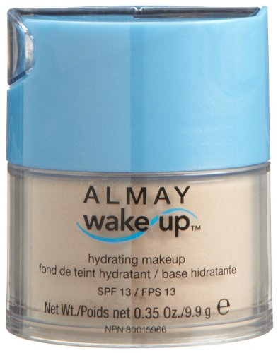 Almay Wake-up Hydrating Makeup, Buff, 0.35-Ounce