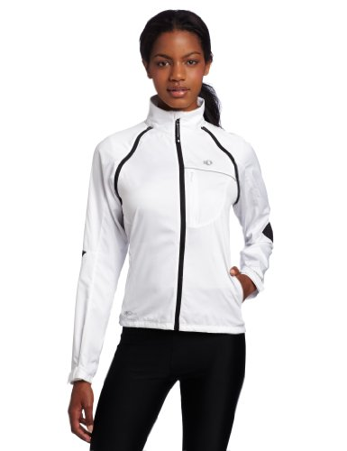 Buy Low Price Pearl Izumi Women's Barrier Convertible Jacket (112311023MWXL)