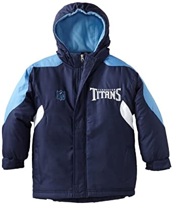 NFL Tennessee Titans 8-20 Youth Field Goal Full Zip Jacket by Reebok