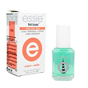 Amazon.com : Essie First Base Coat Color Adhesive Acrylic Bonding