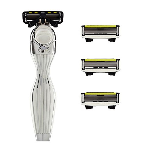 shave-lab-seis-manual-razor-with-4x-razor-blades-p6-6-blades-for-men-white