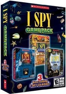 I Spy Game Pack