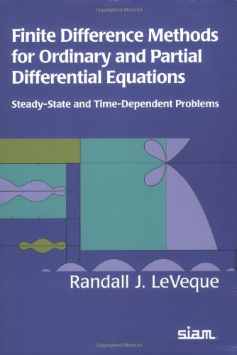 Finite Difference Methods for Ordinary and Partial...