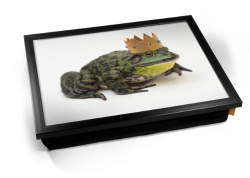 King Frog Toad Cute Animal Cushion