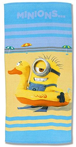 Minions - Telo da Mare On the Beach (Cotone)