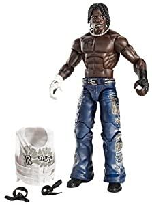 Amazon.com: WWE Elite Collector R-Truth Figure Series 15: Toys & Games