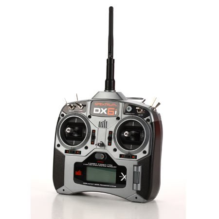 Spektrum DX6i DSMX 6-Channel 2 Mode Transmitter