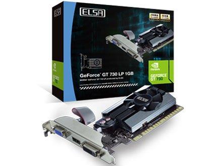ELSA NVIDIA GeForce GD730 1GB グラフィックボード GD730-1GERL