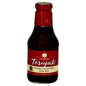 Kikkoman, Sauce Teriyaki Takumi Spicy Mi, 20.5-Ounce (6 Pack)