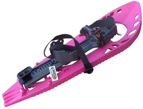 MORPHO Erwachsene Schneeschuhe Trimo Ultra Light Basic Schneeschuhe mit Fußgelenk-Schnalle