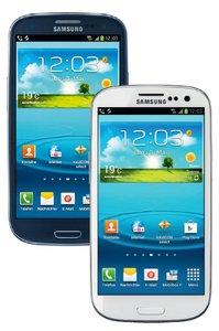 Samsung I9301 Galaxy S III Neo (black) EU-Ware ohne Simlock, ohne Branding, ohne Vertrag
